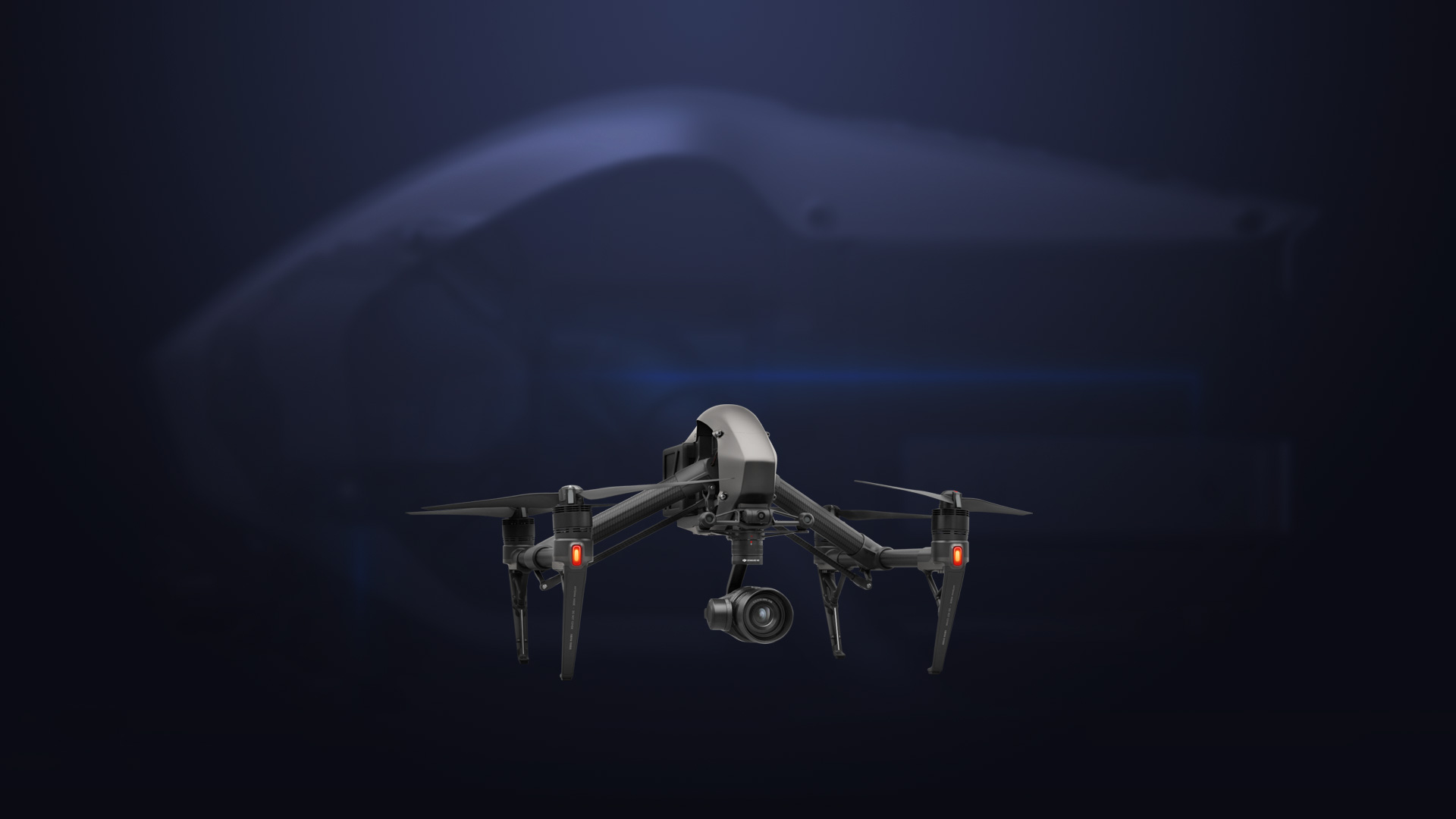 Alquiler Drone Inspire 2 Drone