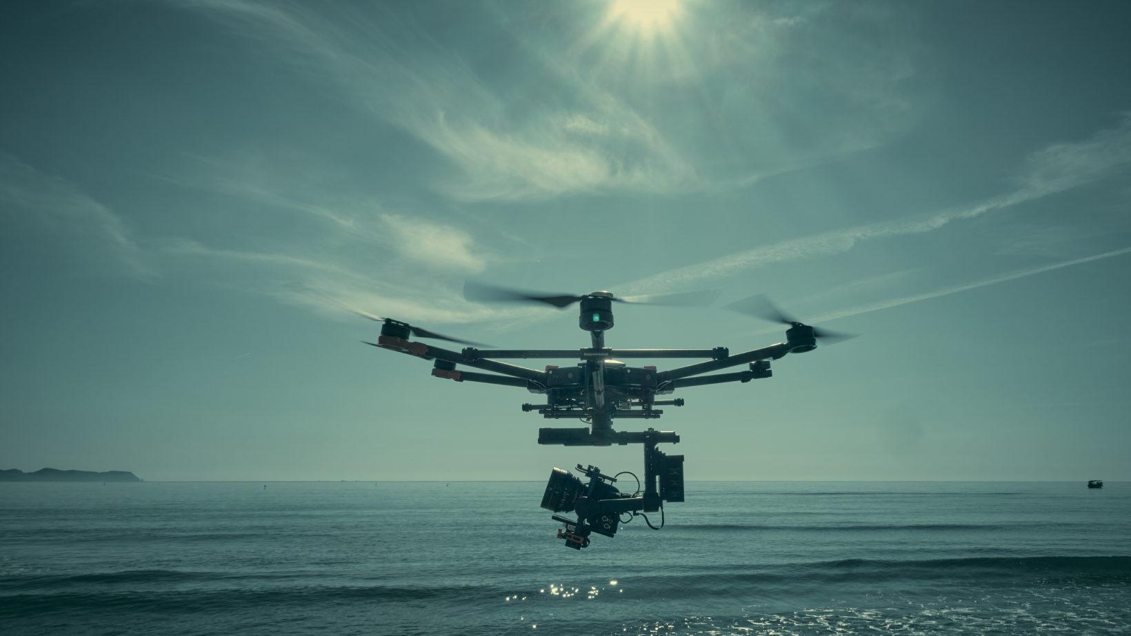 Imagen Empresa de drones Barcelona