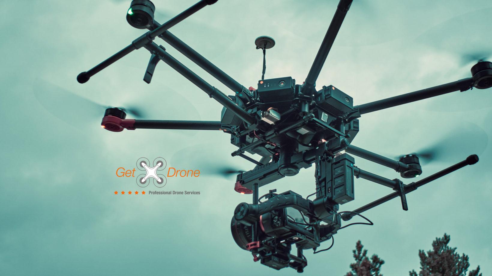 Fotografía de Empresa de Drones Barcelona