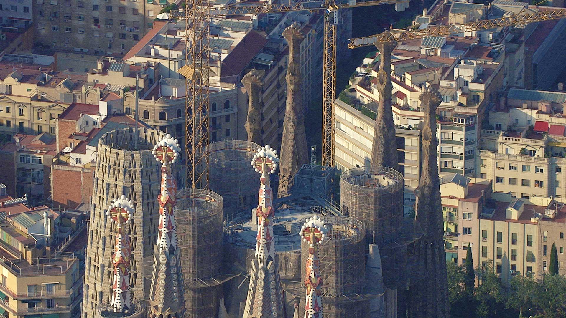 imagen aérea seguimiento de obras