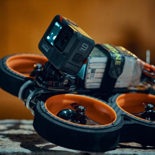 Alquiler Drone Cinewhoop Barcelona