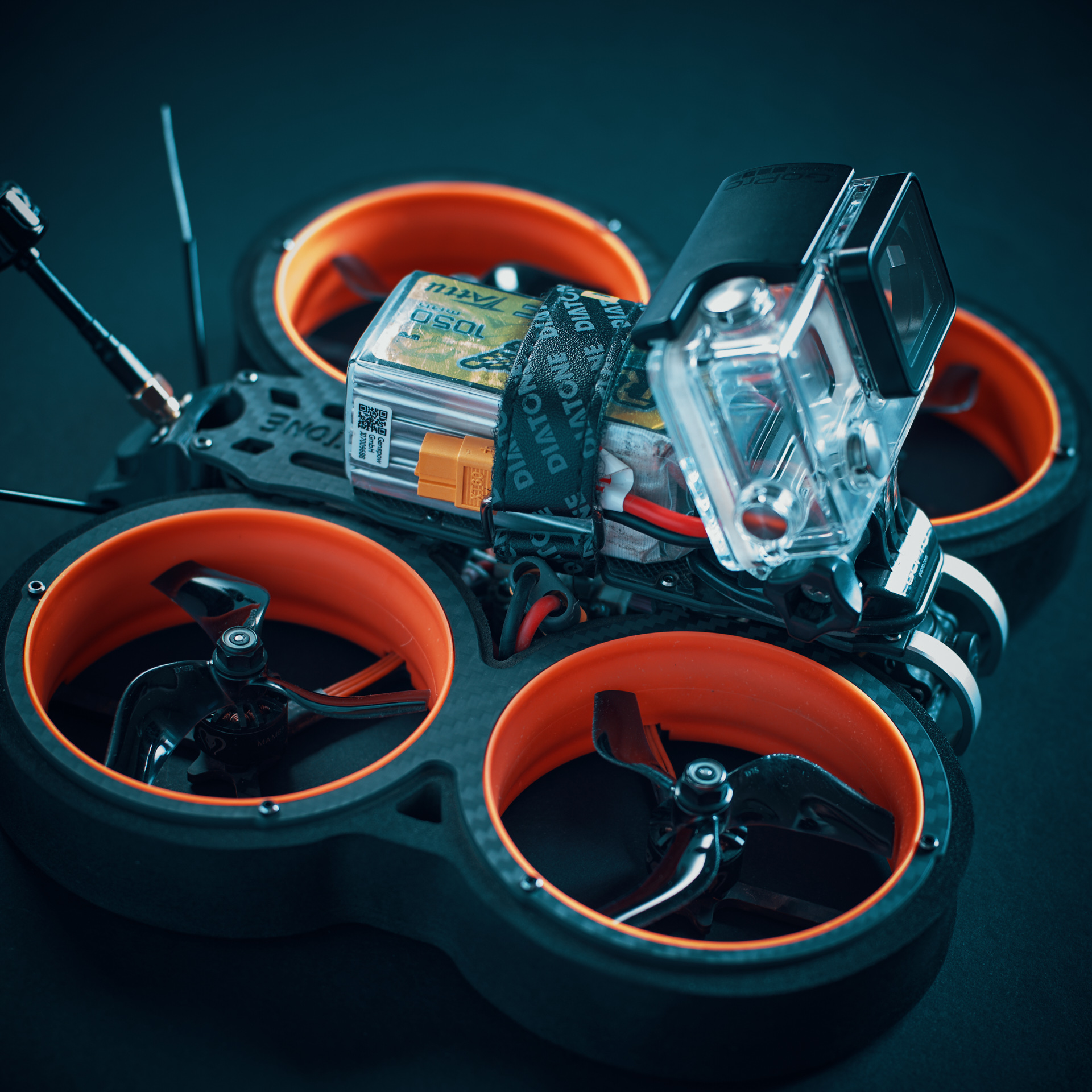 CineWhoop Custom, drones fuera de los estandars