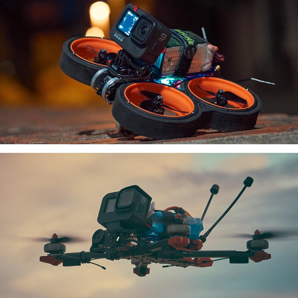 Drones FPV Cinewhoop