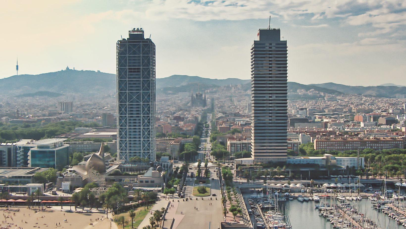Filmaciones con Drone en Ciudad y CTR para Audiovisuales