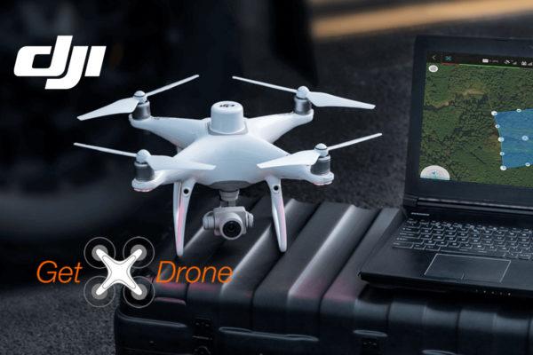 Empresa Drones para Topografia | Servicios topograficos con Drones