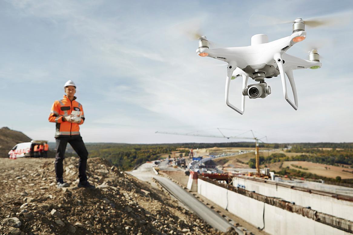 Servicio Topografico con Drones en CTR